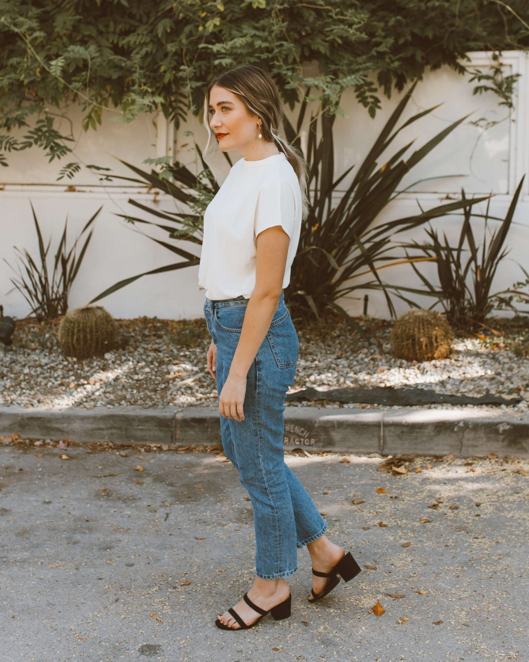 Easy Ways to Dress Up Your Jeans | Twinspiration