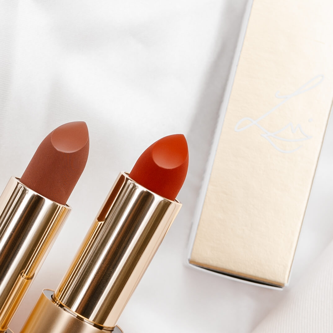 Lisa Eldridge Velvet Lipsticks: Review + Swatches (NEW SHADES!)