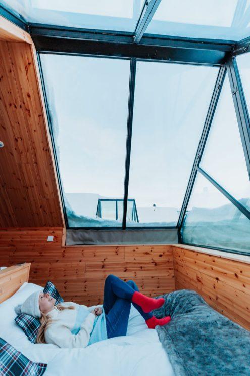 auora cabin star arctic hotel