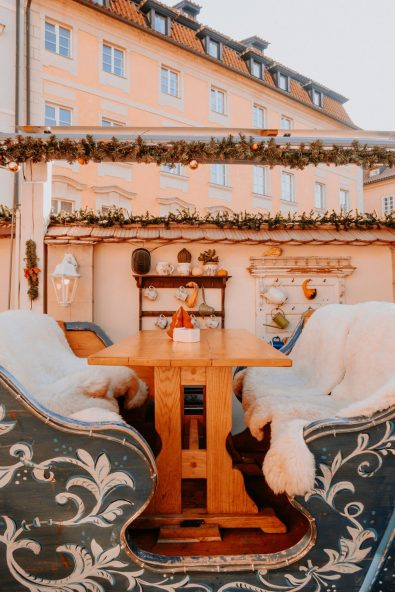 cosy restaurants prague