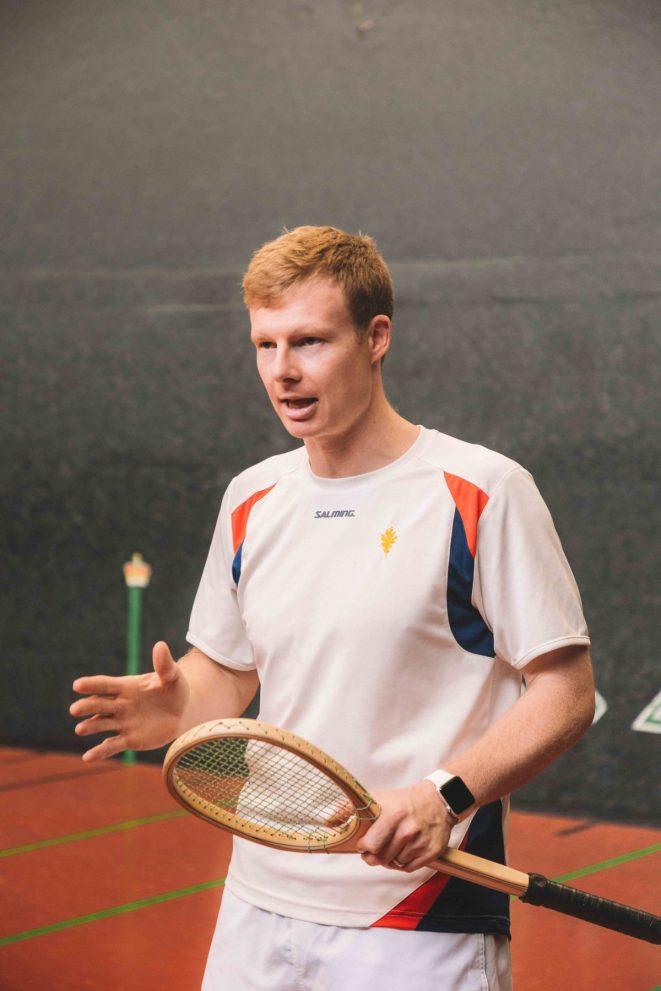 real tennis hampton court