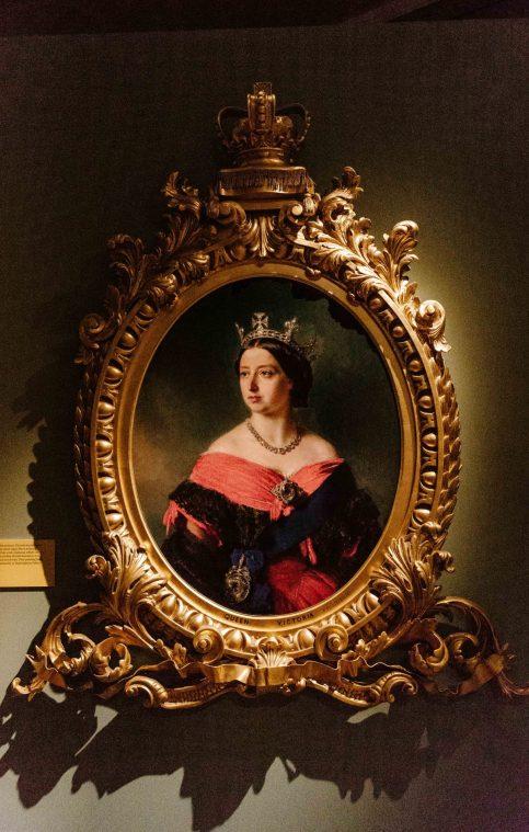 Queen Victoria Portrait by Winterhalter. Credit: Royal Collection Trust © Her Majesty Queen Elizabeth II 2019