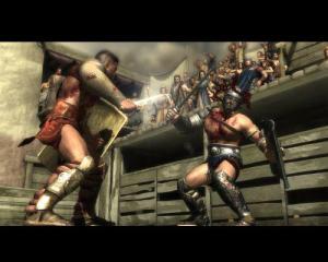 Spartacus legends 1