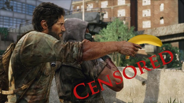EU and UK versions of The Last of Us have had some content removed by censors.