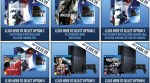 GAME ANNOUNCE SIX NEW PS4 BUNDLES