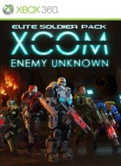 XCOM Enemy Unknown - Elite Soldier Pack