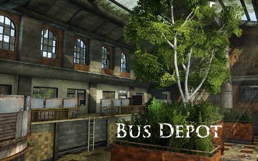 Last of Us DLC Bus Depot