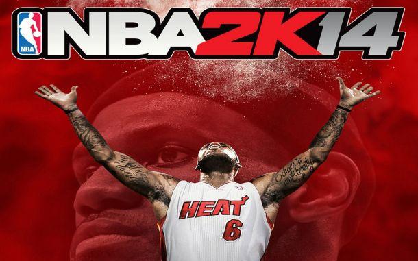 VGX Best sports NBA-2K14