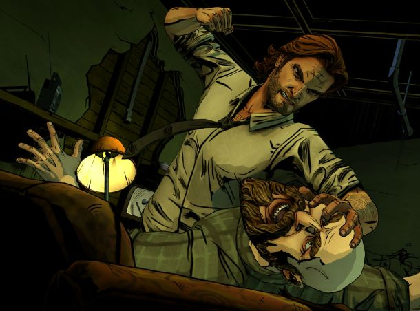 Bigby in The Wolf Among Us