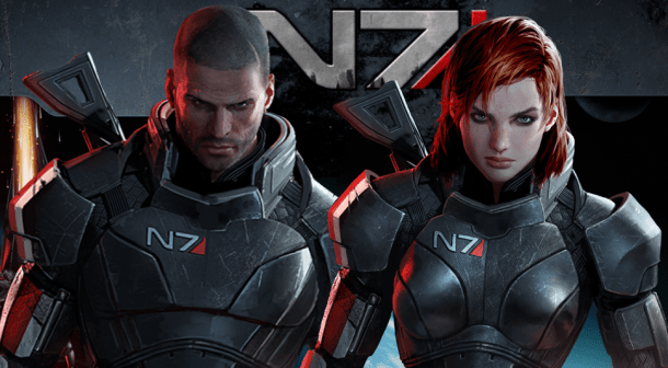 Mass Effect 3 allowed male or female protagonists to pursue male or female love interests