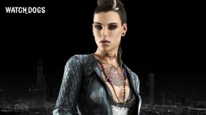 watch dogs claire lile