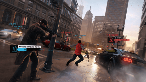 watch dogs online