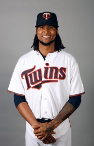 2015 Minnesota Twins Photo Day