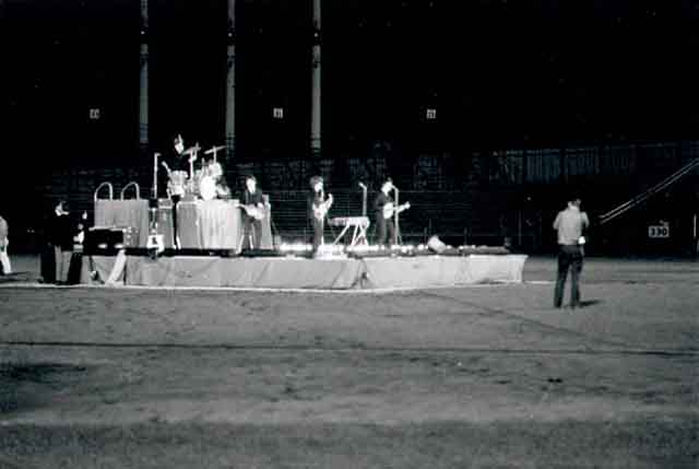 Beatles at Met Stadium