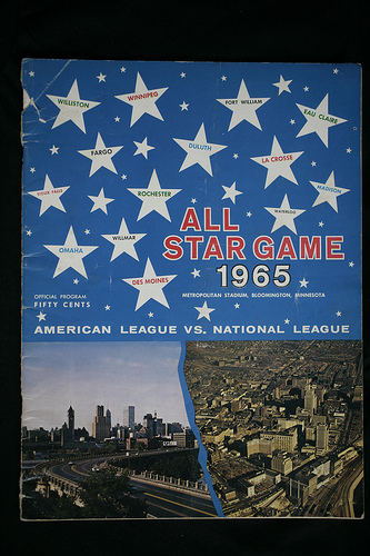 1965 All-Star program