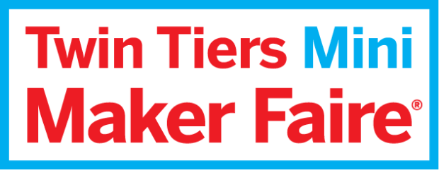 Twin Tiers Mini Maker Faire logo