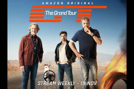 The Grand Tour Episode 1