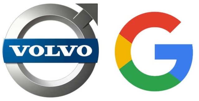 Volvo and Google partnership