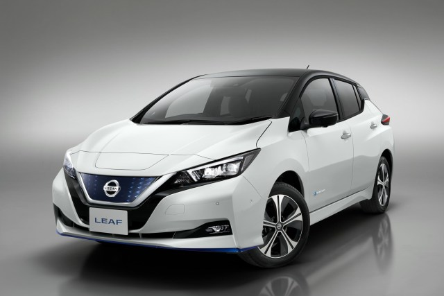 The Nissan sales sores high