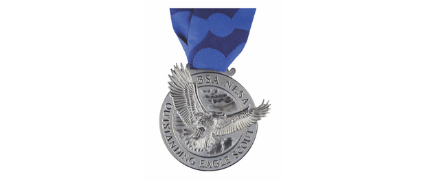 Outstanding Eagle Scout Award