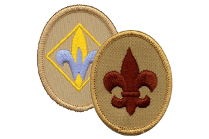WEBELOS to Scout at December Roundtable