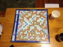 Super Scrabble.