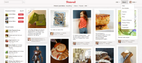 social media for business advice for Pinterest