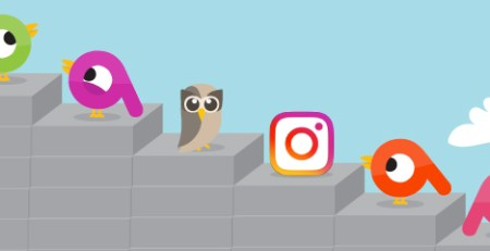 Instagram scheduling with Hootsuite