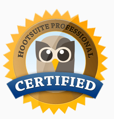 Certified Hootsuite Professional
