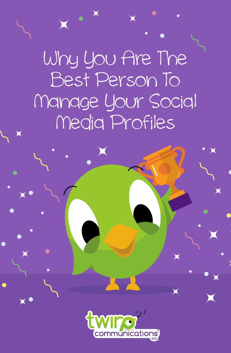 There's lots of pressure to do #socialmediamarketing
