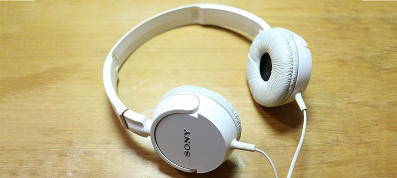 Sony MDR-ZX110 On-Ear Stereo Headphones-10-10-2018