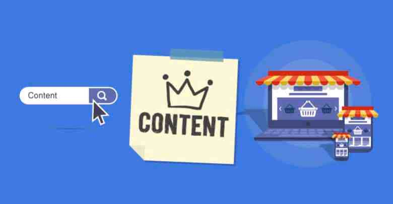 Content Is King And It Is Important For S E O