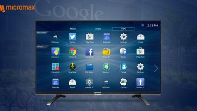 Micromax Google Cetified Smart T V