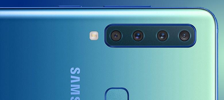 Samsung Galaxy A9 Camera