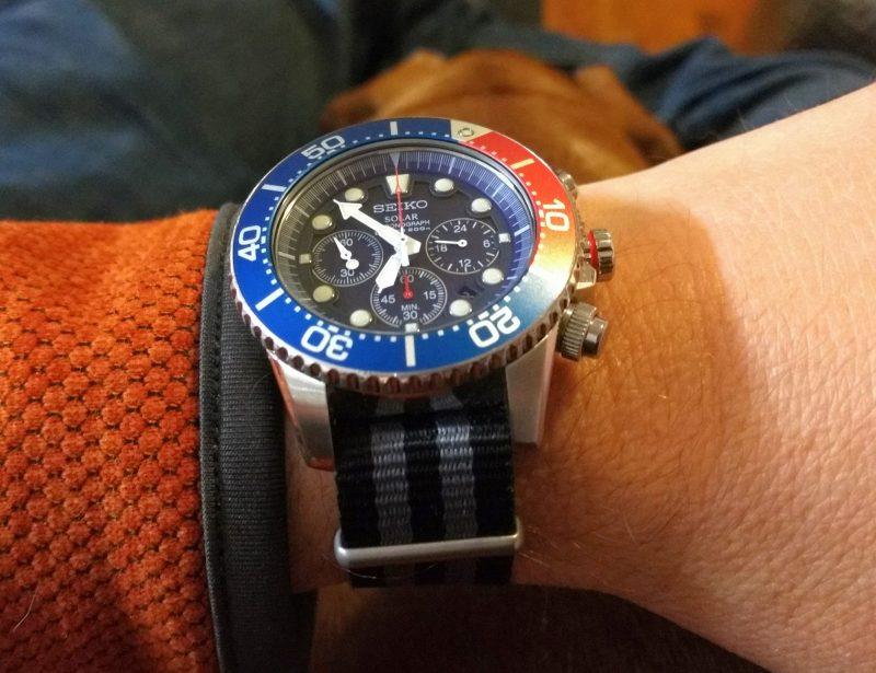 Seiko SSC-031 Dive Watch