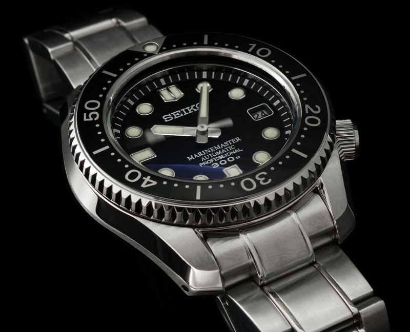 Seiko Marinemaster.