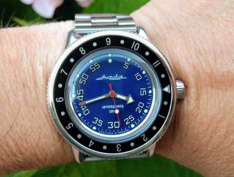 Vostok Amphibia modded