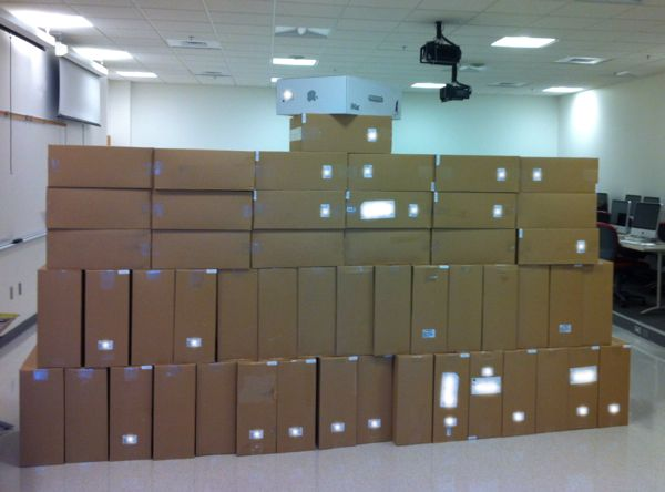Apple (iMac) Box Furniture