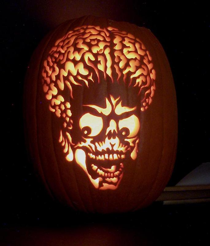 mars-attacks-pumpkin