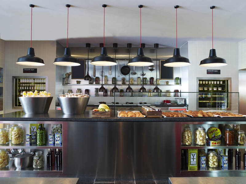 CitizenM Unveils Boutique Hotel In London TwistedSifter