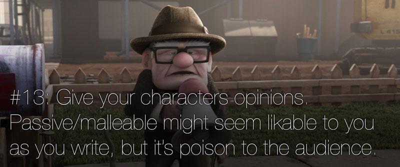 pixar's 22 rules of storytelling as image macros (14)