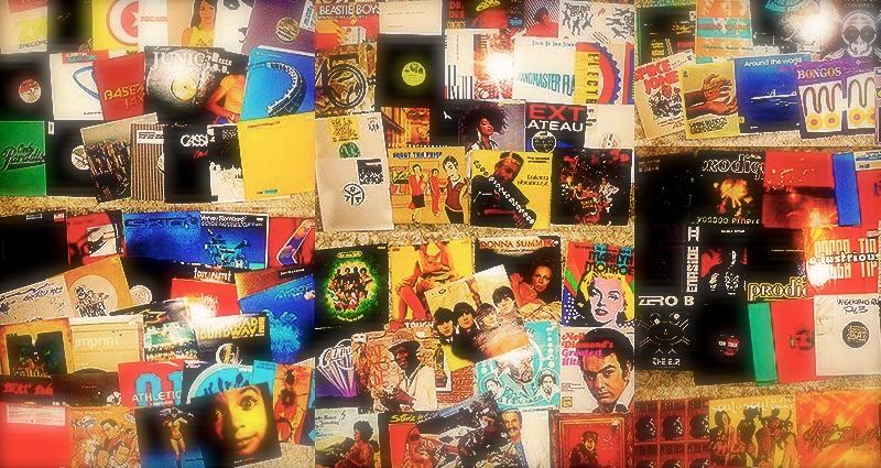 vinylbackground