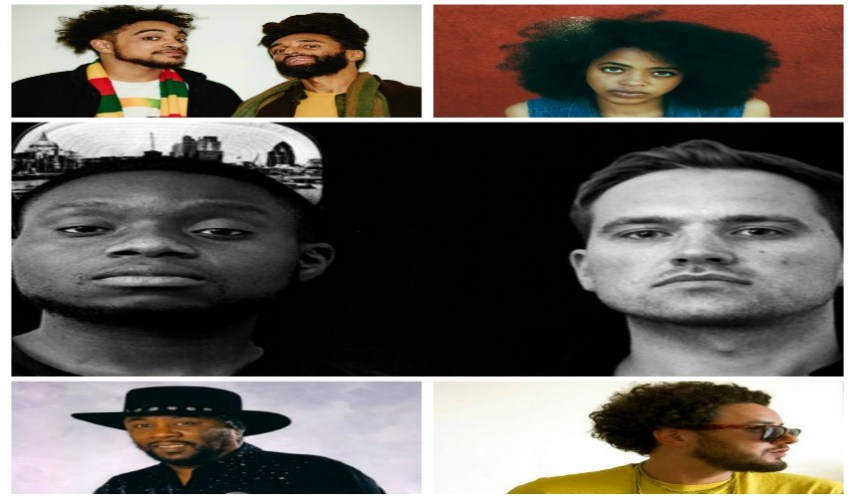 Tunes of the Week 01.11.15