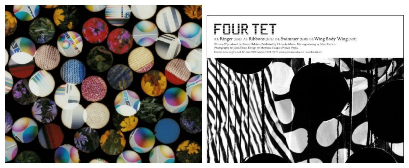 Four Tet's There Is Love In You and Ringer reissued on vinyl