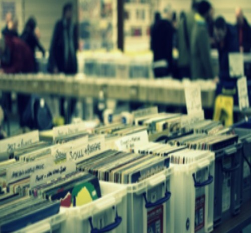 Sunfall Record Fair