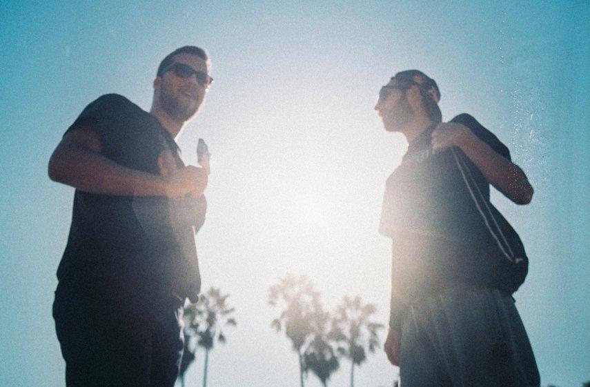 Max Graef & Glenn Astro announce debut album on Ninja Tune