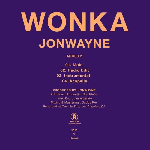 Jonwayne - Wonka