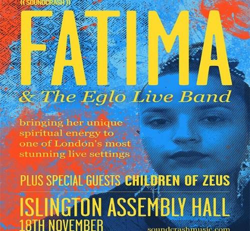 Fatima & The Eglo Live Band