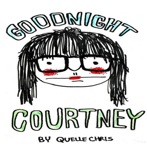 Goodnight Courtney by by Quelle Chris. Narration and music by Jean Grae.