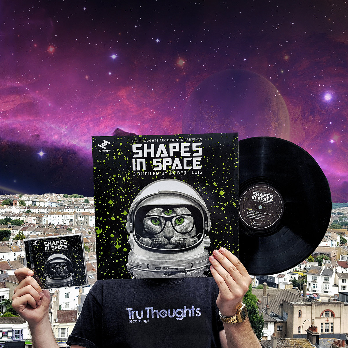 Shapes In Space -Tru Thoughts